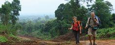 Indochine, 2000 km à pied sur la piste Hô Chi Minh © Cécile Clocheret et François Picard Ho Chi Minh, Indochine, Cecile, Explorer, Country Roads, Mountains, Nature, Travel, Dance Floors