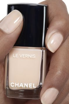 Wedding Nail Polish, Chanel Nail Polish, Chanel Nails, Wedding Nails, Nagellack Design, Nagellack Trends, Nail Polish Designs, Nail Polish Colors, Nail Colour