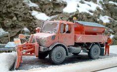 "Unimog U1300 L ""Winterdienst """
