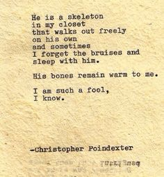 154 Best Christopher Poindexter Quotes images | Quotes ...