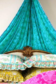 beautiful fabric By Jennifer Paganelli