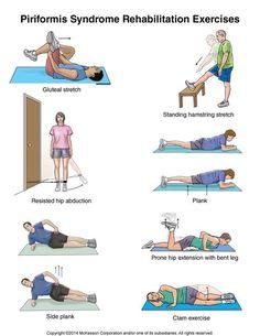Summit Medical Group - Piriformis Syndrome Exercises