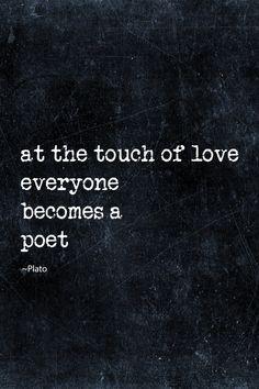 • Poetry & Prose •