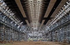 photography | Innocenti Car Factory 3 | Ugallery Online Art Gallery