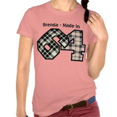 >>>This Deals          	1964 Birthday 50th Year or Any Year PLAID V24 Tee Shirts           	1964 Birthday 50th Year or Any Year PLAID V24 Tee Shirts in each seller & make purchase online for cheap. Choose the best price and best promotion as you thing Secure Checkout you can trust Buy bestHow to...Cleck See More >>> http://www.zazzle.com/1964_birthday_50th_year_or_any_year_plaid_v24_tshirt-235263819756533646?rf=238627982471231924&zbar=1&tc=terrest