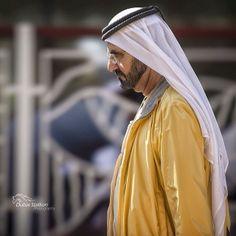 Mohammed RSM (2014) Foto: Dubai Stallion (Omar) HRH Sheikh Mohammed ruler of Dubai