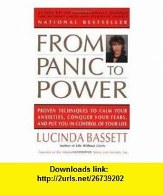 From Panic to Power 1st (first) edition Text Only Lucinda Bassett ,   ,  , ASIN: B004TN1ZDK , tutorials , pdf , ebook , torrent , downloads , rapidshare , filesonic , hotfile , megaupload , fileserve