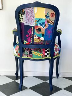 Chair Reflections from 2017 - The Chair Stylist
