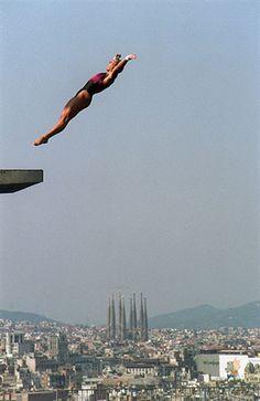 Natación, salto de plataforma. Barcelona 1.992http://media-cdn.pinterest.com/upload/257901516131013092_Aw5g19E7_b.jpg