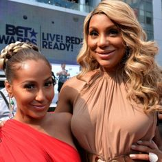 Adrienne Bailon Responds To Tamar Braxton Getting Fired From 'The Real' #Entertainment #News