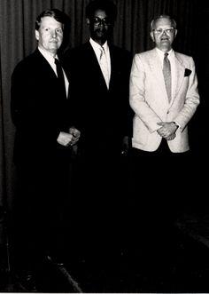 President Campbell, 1987 :: Staubitz Archives Digital Images