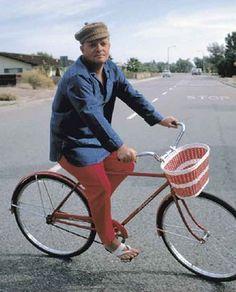 Truman Capote, 1970, Photo by Slim Aarons.