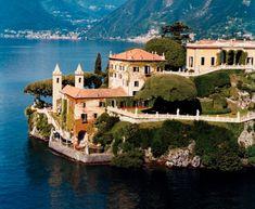 Villa La Cassinella Richard Branson