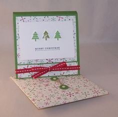 Merry Minis and Teeny Tiny Messages - Stampin' Up!