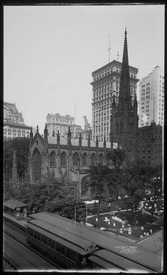 Trinity Church, New York City 1903