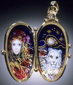 Enamel Jewelry Artists | Handcrafted Enamel by Jewelry Artists Mona & Alex Szabados (11) - Blog ...