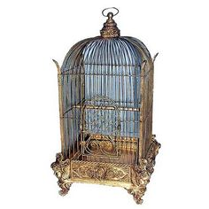 Pretty sure eveyone needs at LEAST one bird cage