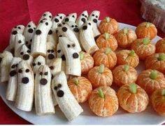 Halloween healthy idea