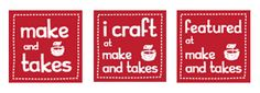 makeandtakes.com had great collection of family fun, projects, crafts, home projects, funstuff to do.. love it