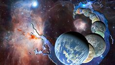 Much of Earth's water is older than the sun Interstellar water likely contains prebiotic organic matter, a good sign that there may be other planets with life on them.   Read more: http://www.mnn.com/earth-matters/space/stories/much-of-earths-water-is-older-than-the-sun#ixzz3I8TY54FC