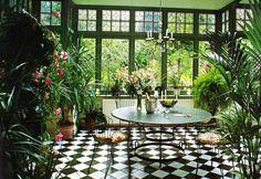 Aménagez votre véranda en jardin d'hiver