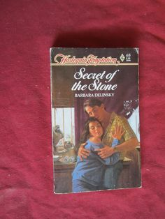 Secret of the Stone by Barbara Delinsky Harlequin Temptation # 65 (1985) For Sale At Wenzel Thrifty Nickel eCRATER store