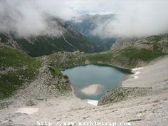 Drei Zinnen (Tre Cime de Lavaredo) tour hike.