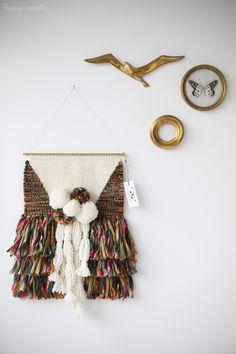 #Tissage #weaving by JesusSauvage #4   Trésors Inutiles