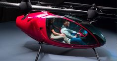 Passenger Drone – The Most Advanced Manned Autonomous VTOL In The World! | Sia Magazine