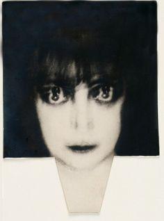 Portrait of Marchesa Casati (1922)  by Man Ray