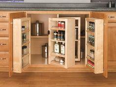 Increase Your Kitchen Storage