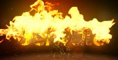 Fire Logo Reveal  • See it in action ➝ https://videohive.net/item/fire-logo-reveal/4663555?ref=pxcr