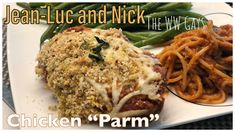 """This recipe uses some of our staples (chicken, marinara sauce) to make a quick and easy meal. Want a low point option for chicken """"parm"""" then look no further. Chicken Marinara, Marinara Sauce, Breast Recipe, Roasted Garlic, How To Cook Chicken, Sauce Recipes, Recipe Using, Quick Easy Meals, Stuffed Peppers"""