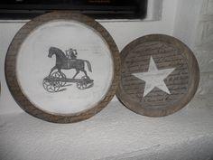 drevené taniere