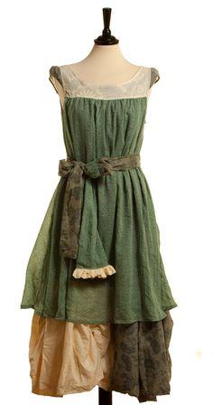 Kleid Gauguin - Hiedra von Ian Mosh