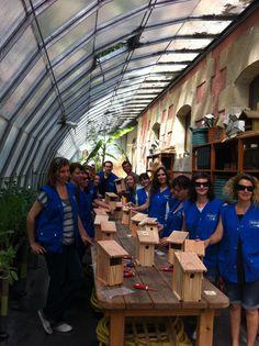 Environnement - Chantier Nature à Bordeaux
