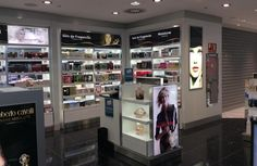 HMy Group Airport Retail Design