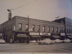 Downtown Ashtabula, Ohio