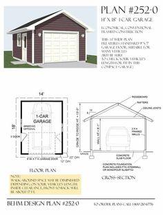 24 39 x 30 39 two story garage garage plans pinterest for Garage gdn auto