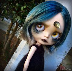 Reservados para la muñeca de Blythe Custom J. por SweetCrate