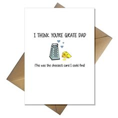 Funny, cute and sometimes rude Birthday Cards, Personalised and customized for any occasion. Visit us for the best card for your special someone. Funny Thank You Cards, Cute Cards, Funny Fathers Day, Fathers Day Cards, Cute Puns, Pun Card, Office Branding, Rude Birthday Cards, Google Images