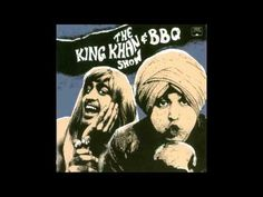 The King Khan & BBQ Show- Too Much In Love