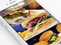 Food iOS 7 App