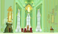 Foster's Home for Imaginary Friends - Illustrator. Sue Mondt.  Love the color scheme here