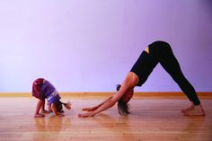 Family Yoga for Fitness and Fun