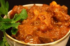 traditional South African Cape Malay curry