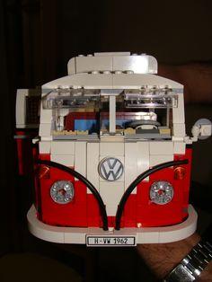 @Dillon Sieler @Kari Dyan  lego VW bus