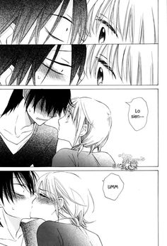 Manga Kawaii Hito Capítulo 2 Página 38 *check the more images Romantic Anime Couples, Romantic Manga, Anime Couples Manga, Cute Anime Couples, Manga Anime, Comic Manga, Otaku Anime, Manga Comics, Manga Love