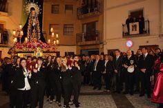 Procesión Viernes Santo, Semana santa de Calpe 2013