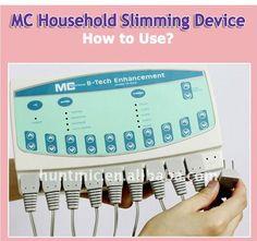 Equipment > Mini Weight loss machine,Weight Reducing machine,weight ... http://losingweighthq.com has great ideas on weight loss equipment